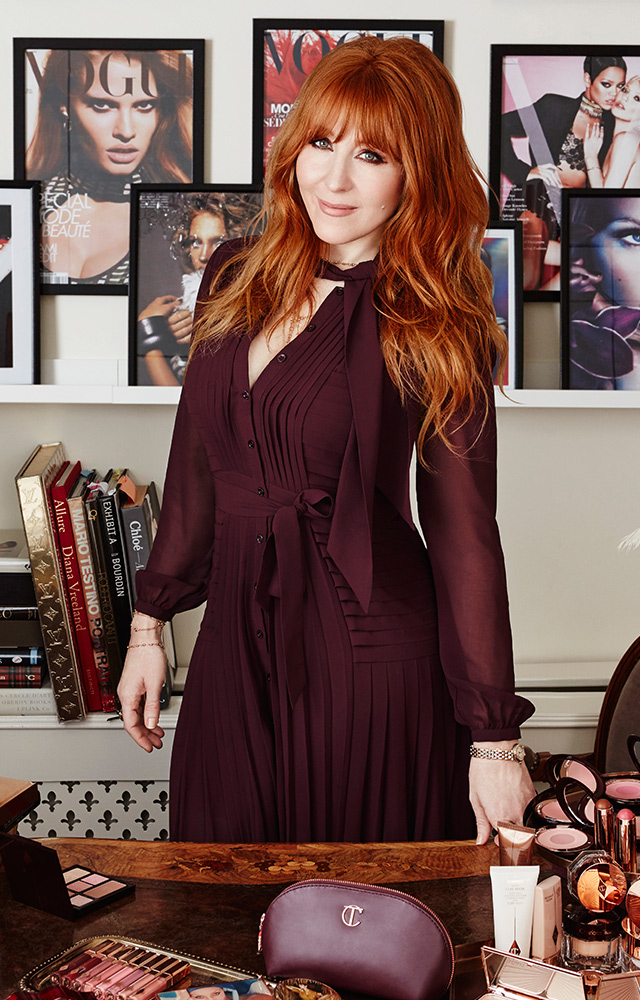 ONE TO ONE WITH CHARLOTTE TILBURY