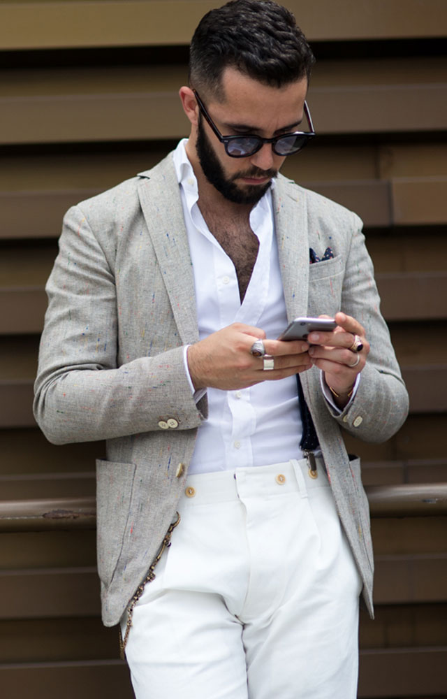 SARTORIAL STYLE RULES