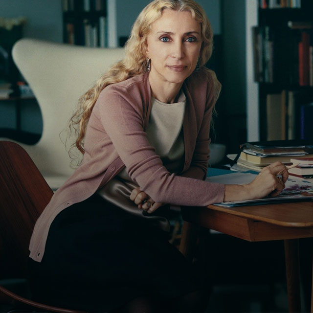 IN MEMORY OF </br> FRANCA SOZZANI
