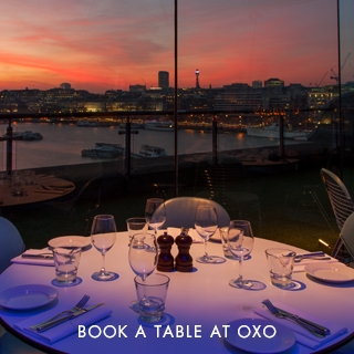BOOK A TABLE AT OXO