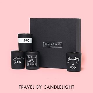 TRAVEL BY CANDLELIGHT
