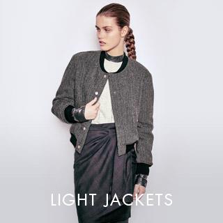 Lightweight Jackets - Shop Now