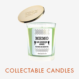 COLLECTABLE CANDLES