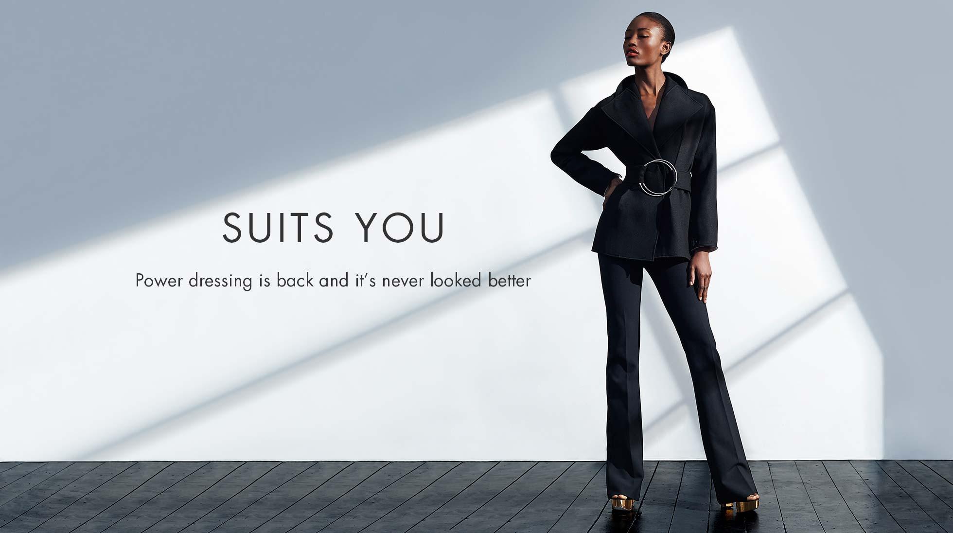 Suits & Co-Ords - Shop Now