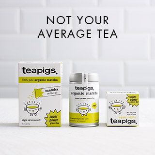 NOT YOUR AVERAGE TEA
