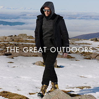 Shop The Great Outdoors