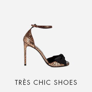 Tres Chic Shoes