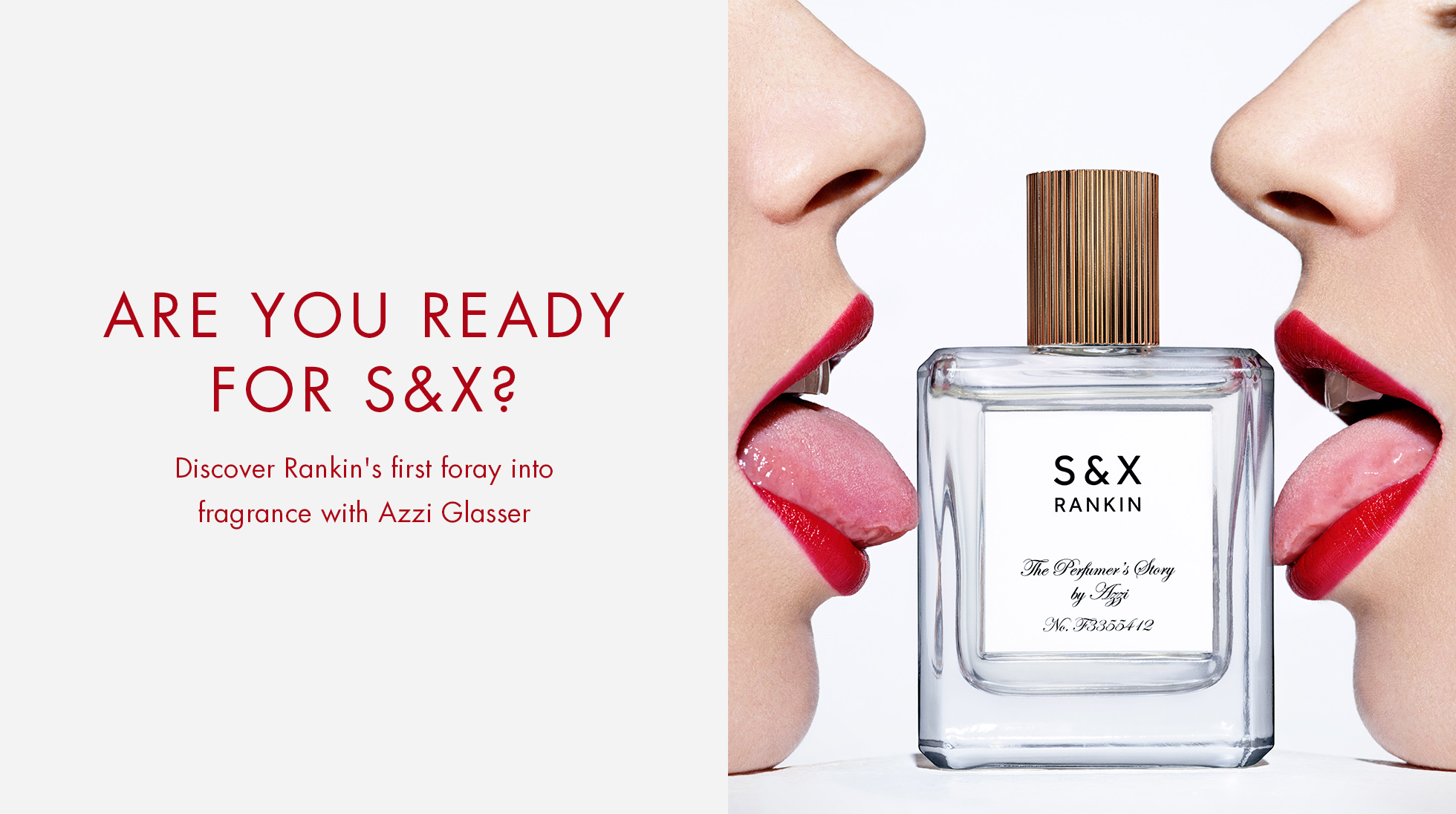 ARE YOU READY FOR S&X?