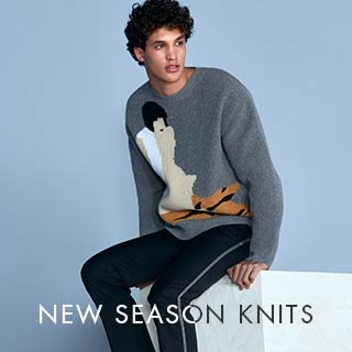 Shop New Season Knits