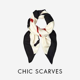 Scarves - Shop Now