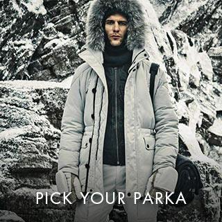 Pick Your Parka
