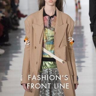 Fashion's Front Line - Shop Now