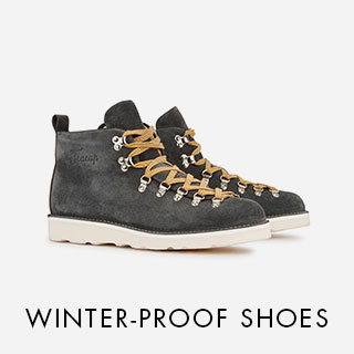 Winter-proof shoes