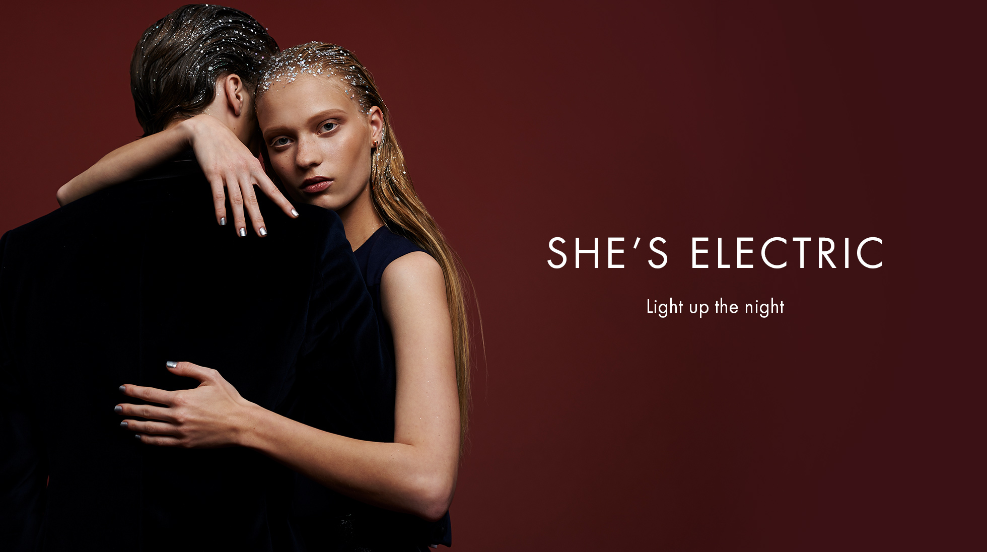 She's Electric - Shop Now