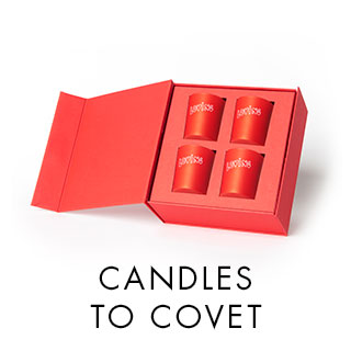 CANDLES TO COVET