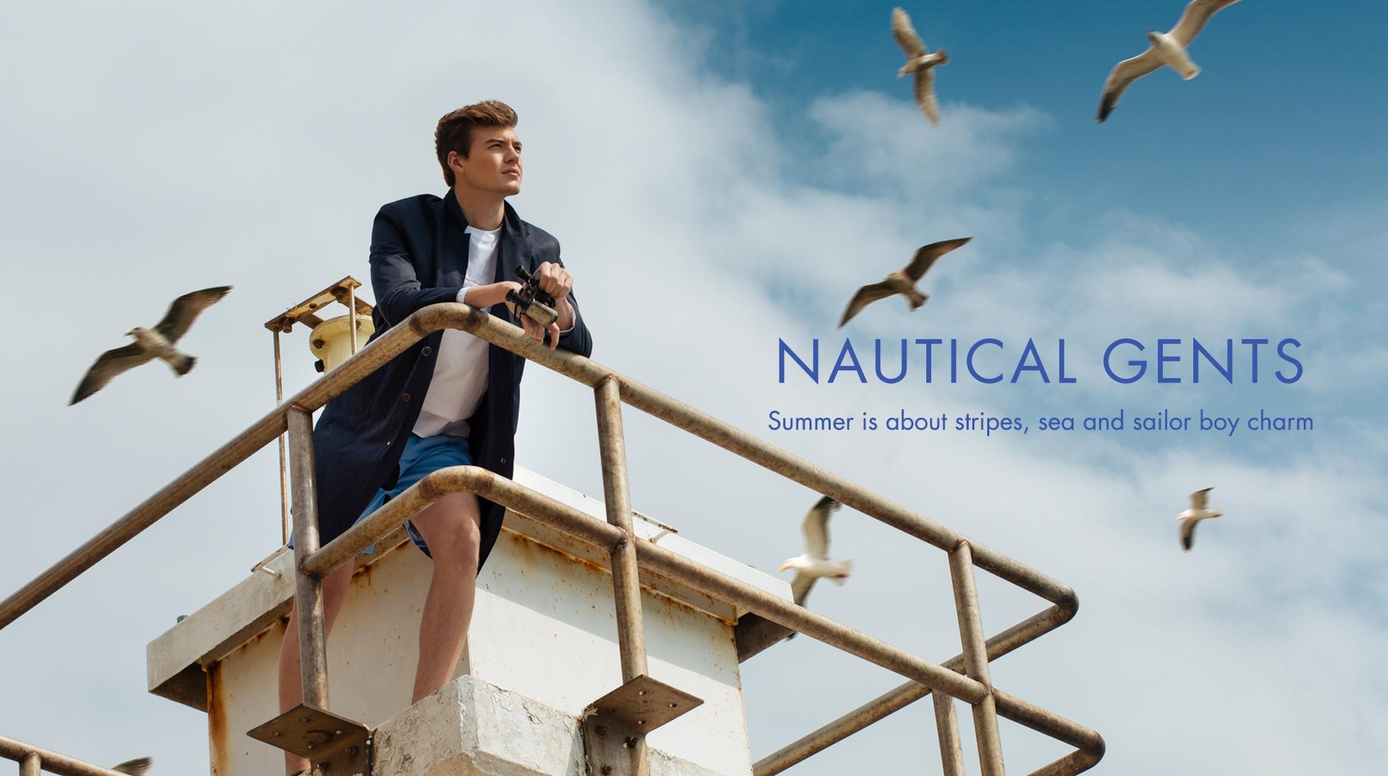 Nautical Gents