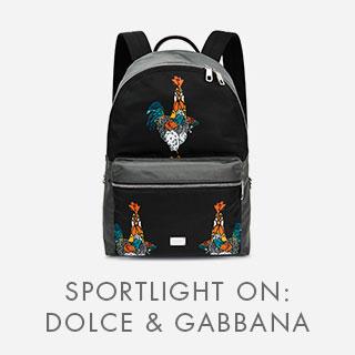 Spotlight on: Dolce & Gabbana
