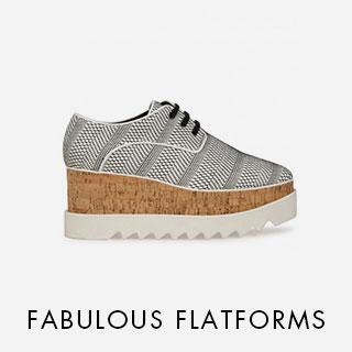 FABULOUS FLATFORMS