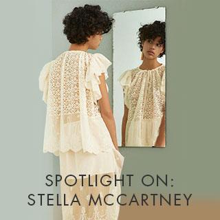 SPOTLIGHT ON: STELLA MCCARTNEY