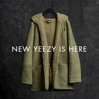 NEW YEEZY IS HERE