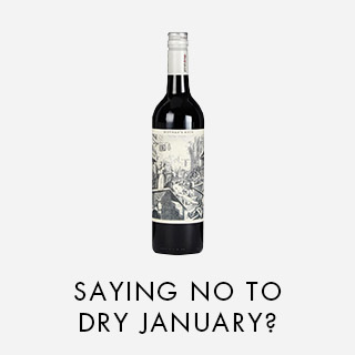 SAYING NO TO DRY JANUARY