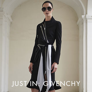 JUST IN: GIVENCHY