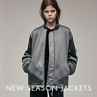 NEW SEASON JACKETS