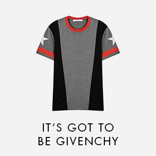 It's got to be Givenchy