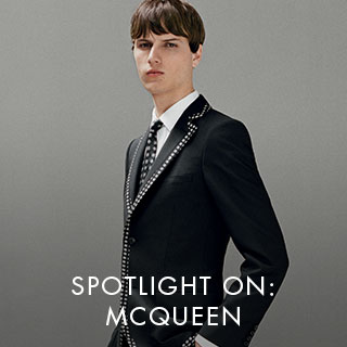 SPOTLLIGHT ON MCQUEEN