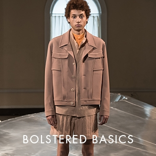 Bolstered Basics