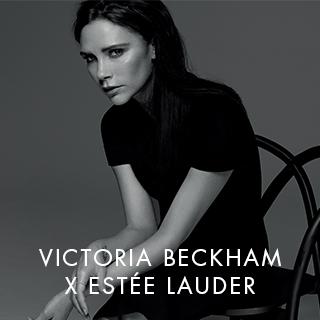 VICTORIA BECKAHAM X ESTEE LAUDER