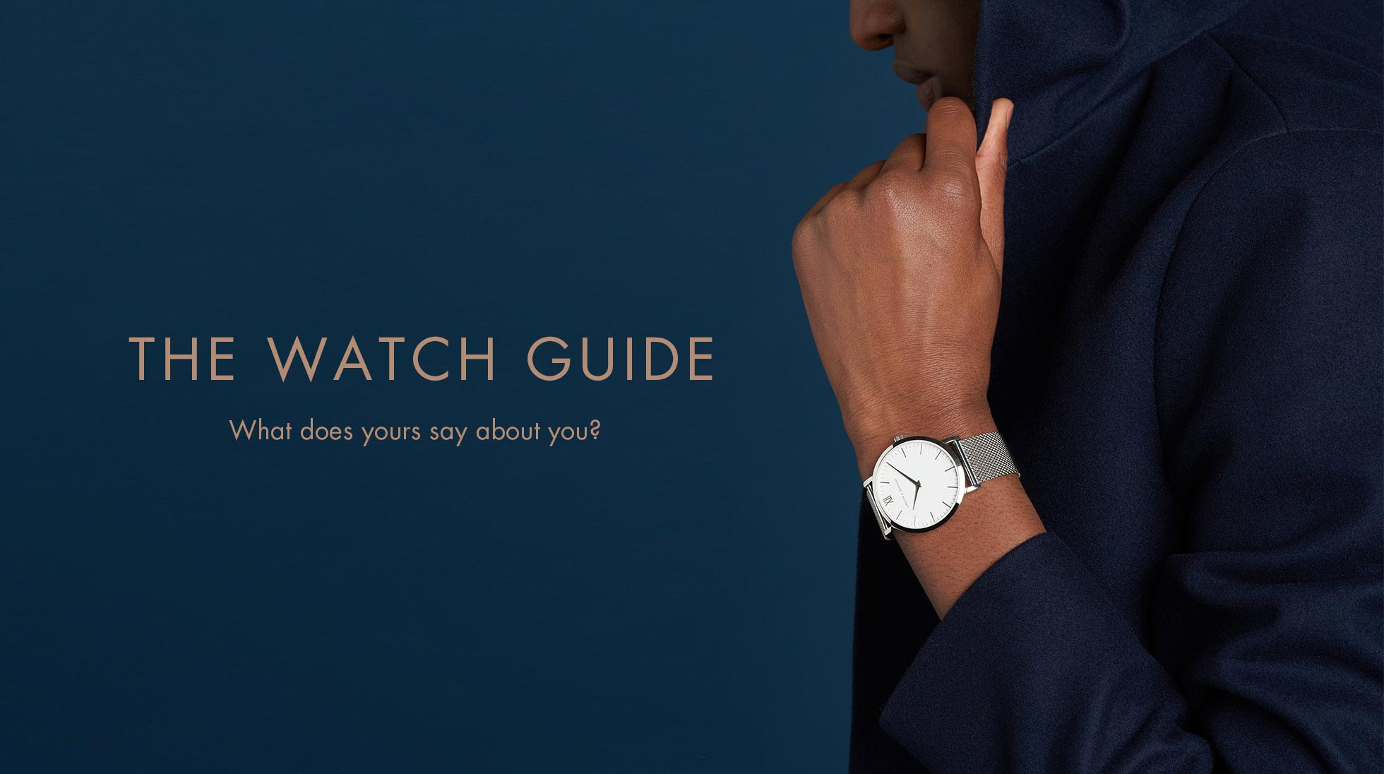 THE WATCH GUIDE