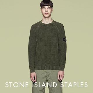 STONE ISLAND STAPLES
