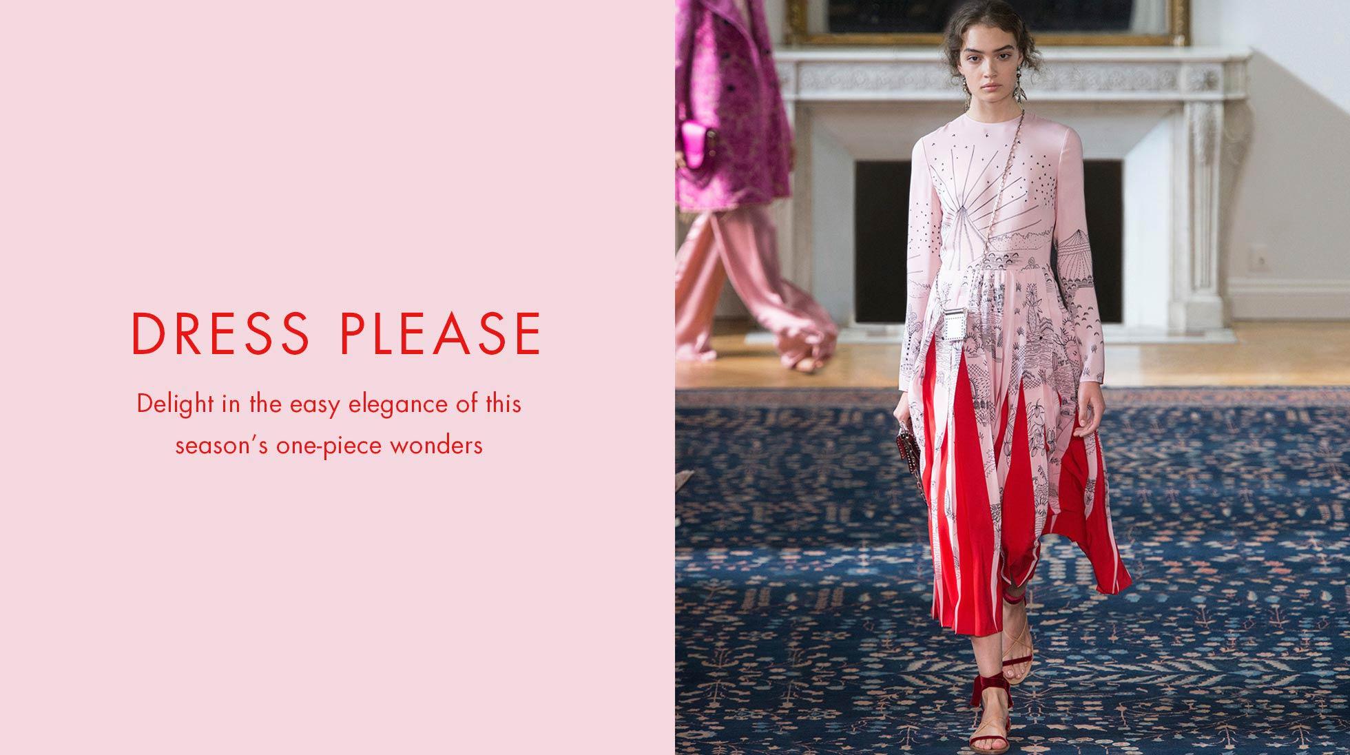 Dress Please