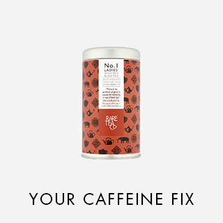 YOUR CAFFEINE FIX