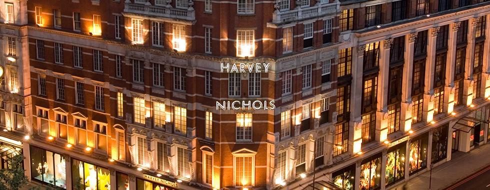 knightsbridge designer fashion beauty food wine harvey nichols store details. Black Bedroom Furniture Sets. Home Design Ideas