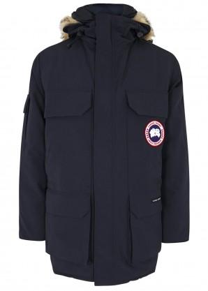 mountaineer canada goose jacket toronto star red men jk036
