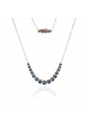 Annoushka Dusty diamonds line necklace