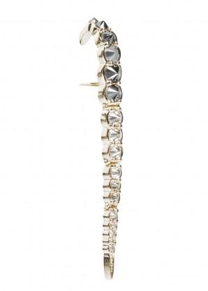 Ara Vartanian Whip diamonds earring