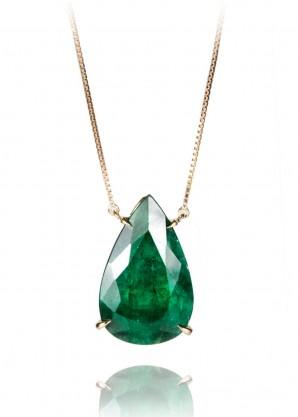 Ara Vartanian Emerald pendant