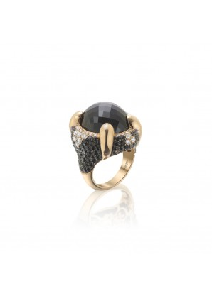 Niquesa Onyx diamonds black spinels