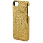 Standard Supply gold tone iPhone 5/5S case